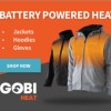 Battery Powered Heated Jackets