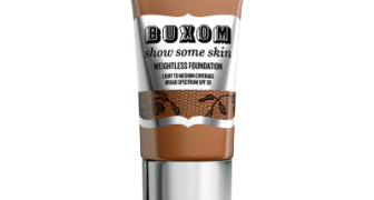 Buxom Weightless Foundation - Caramel Kisses