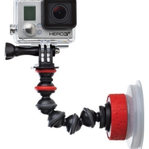 JOBY - Action Series Suction Cup and GorillaPod Arm