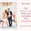 Macy's Wedding & Gift Registry