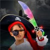 Multi - Color LED and Light - Up Pirate 23