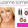 SUZANNE Speaks: Organic Makeup Tutorial