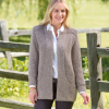 The Genuine Peruvian Alpaca Cardigan