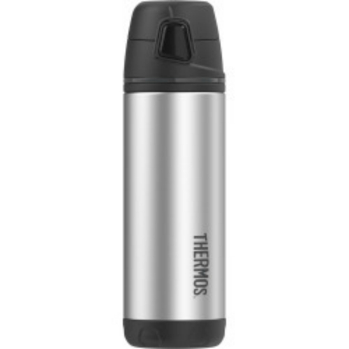 Thermos Element5® Stainless Steel, Insulated Double Wall Backpack Bottle - Black - 16 oz.