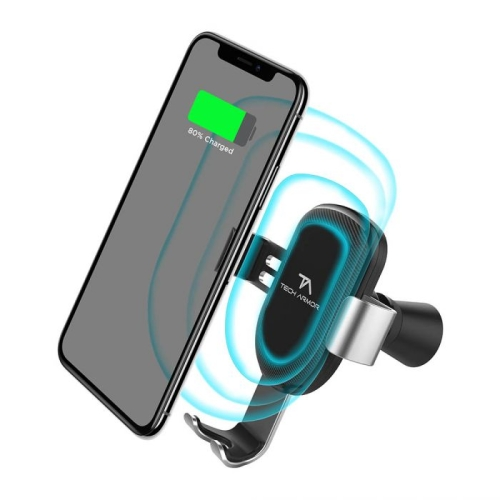 Wireless Car Charger Air Vent Car Mount